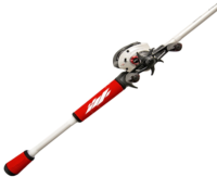 Accurist Baitcast Combo, ZEBCO Brands