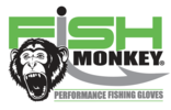 Fish Monkey Fishing Gloves logo